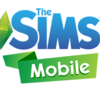 Thumb the sims mobile logo